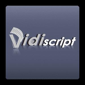 VidiScript - 1