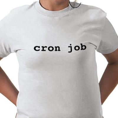 Cron Job - 1